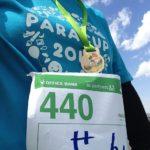 PARACUP2018完走しました!!5kmだけれども!