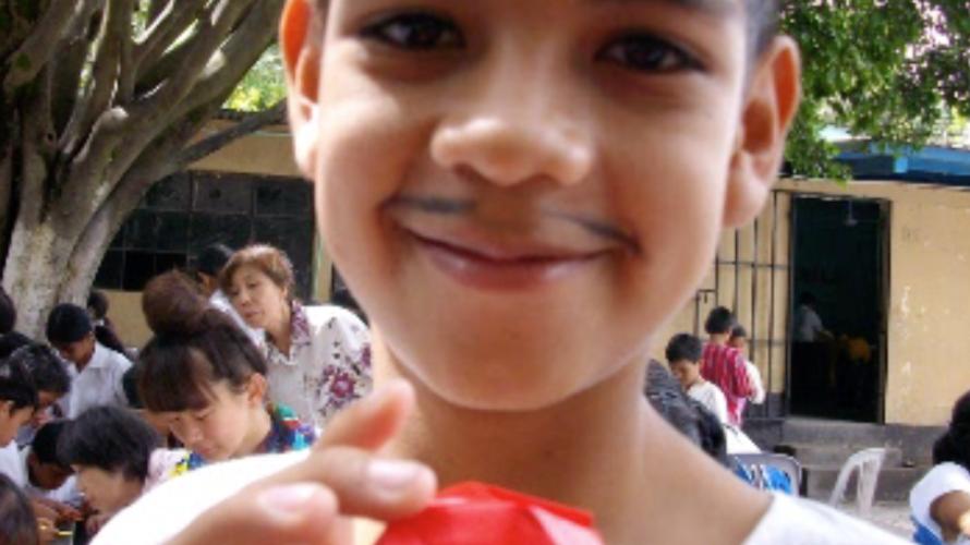 千の国際交流vol.2 〜グアテマラの小学校で夢をきいた〜