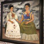 二人のフリーダ@メキシコ近代美術館