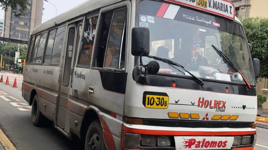 ペルー体験記:バスに乗ってペルーを垣間みる